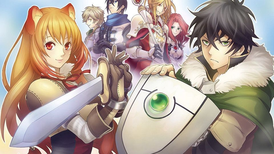 On a lu : Rising Of The Shield Hero vol 9 #2